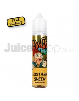 Custard Queen by Hobo Juice (50ml)