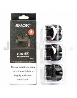 SMOK Nord 4 Pods (x3)