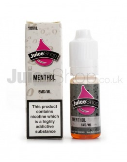 Menthol By Juice Shop (10ml)
