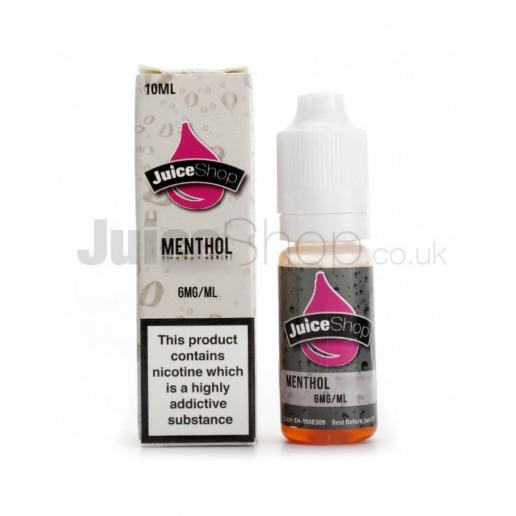 Menthol By Juice Shop (10ml)