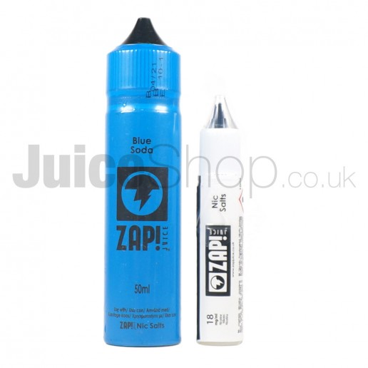 Blue Soda by ZAP! (50ml)