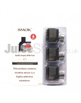 SMOK Alike RPM Pods (x3)
