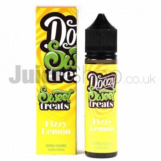 Fizzy Lemon by Doozy Vape (50ml)