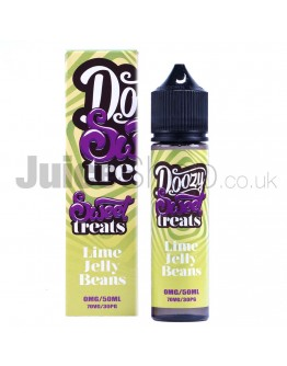 Lime Jelly Beans by Doozy Vape (50ml)