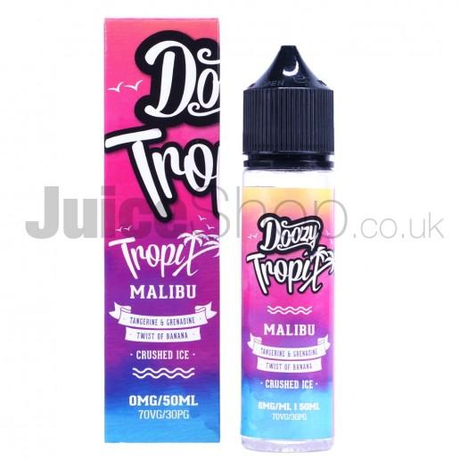 Tropix Malibu by Doozy Vape (50ml)