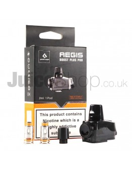 Geek Vape Aegis Boost Plus Pods (x1)