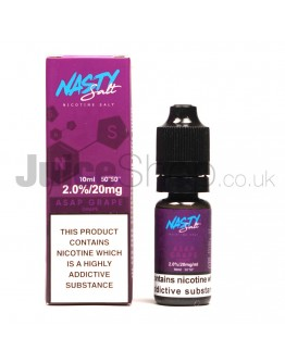 ASAP Grape by Nasty Salts (10ml)
