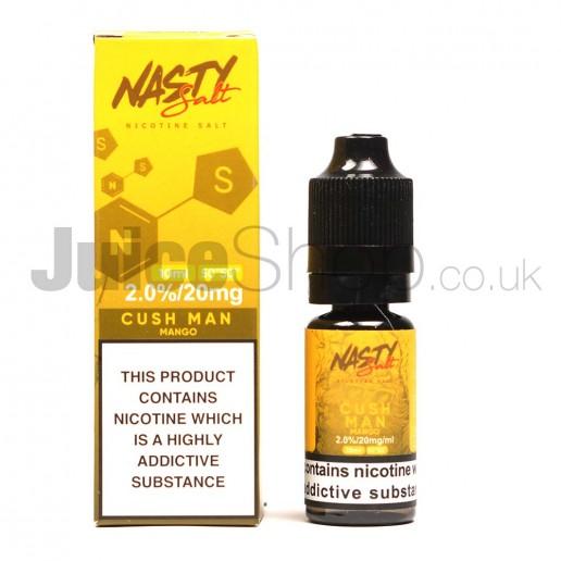 Cush Man by Nasty Salts (10ml)