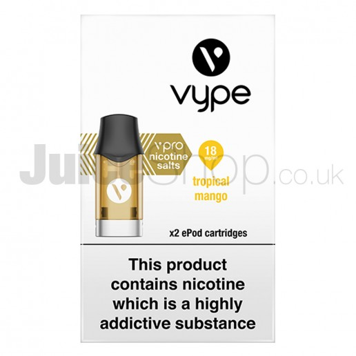 Tropical Mango Pods by VYPE (x2)