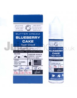 Blueberry Cake by Basix Series (50ml)