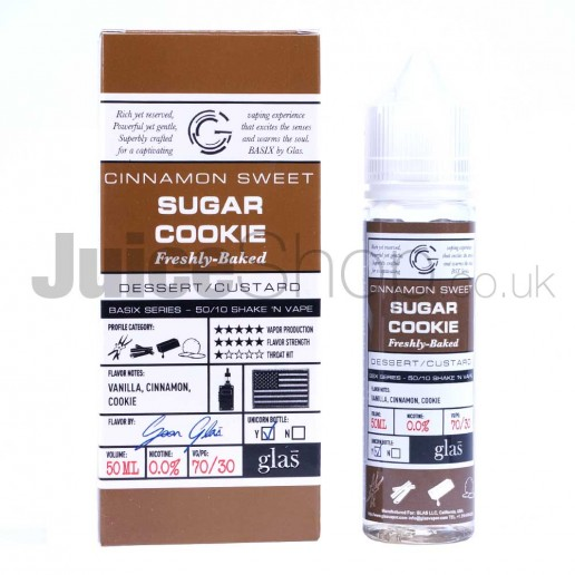 Suger Cookie by Basix Series (50ml)