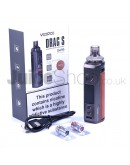 VooPoo Drag S Kit + E-liquid