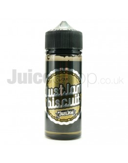 Custard by Just Jam Biscuit (100ml)