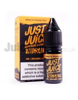 Mango & Passionfruit by Just Juice (10ml)