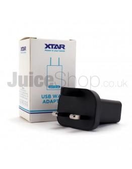 XTAR 2.1A MAINS WALL ADAPTER