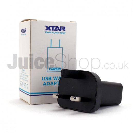 XTAR 2.1A MAINS WALL ADAPTER