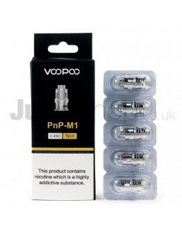 VooPoo PnP-M1 Coils (0.45Ω)