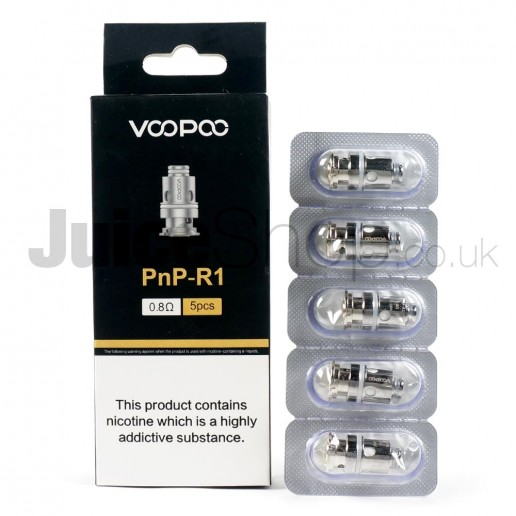 VooPoo PnP-R1 Coils (1.2Ω)