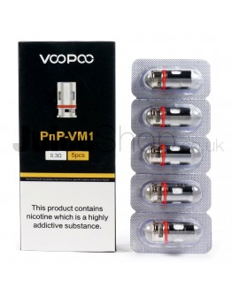 VooPoo PnP-VM1 Coils (0.3Ω)