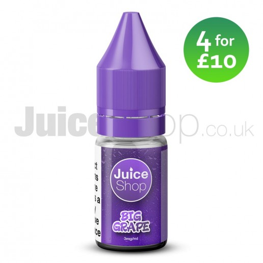 Big Grape by Juice Shop (10ml)
