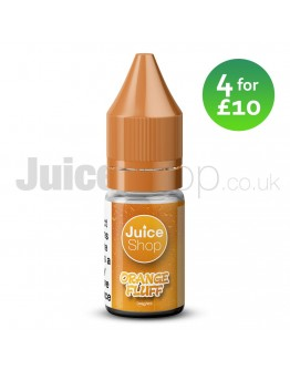 Orange Fluff by Juice Shop (10ml)