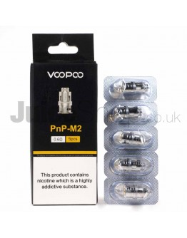 VooPoo PnP-M2 Coils (0.6Ω)