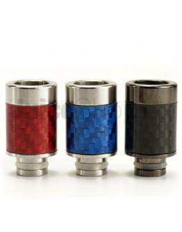 Carbon Fibre Vape Tip V2 (510)