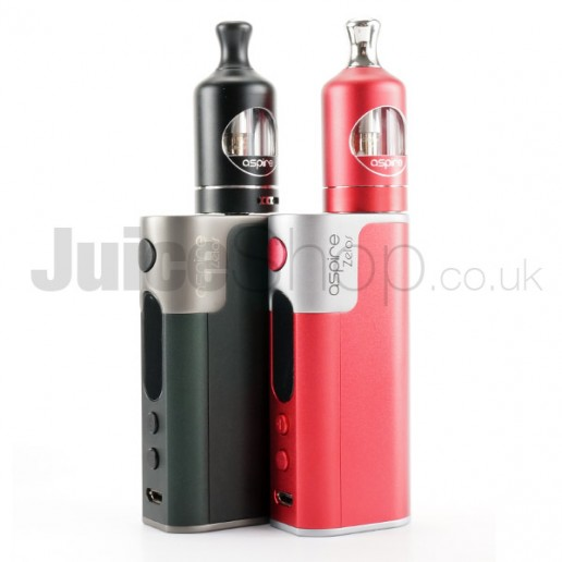 Aspire Zelos Kit + E-liquid