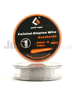 Geek Vape Twisted Clapton Wire