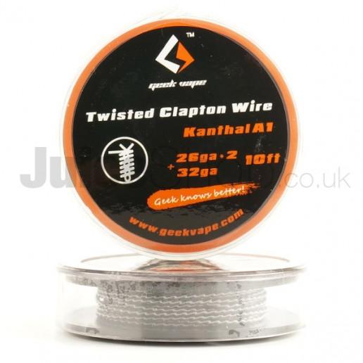GeekVape Twisted Clapton Wire