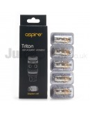 Aspire Triton Clapton Coils