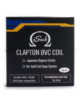 Innokin iSub Clapton Coil
