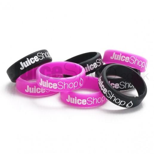 Juice Shop atomiser Vape bands