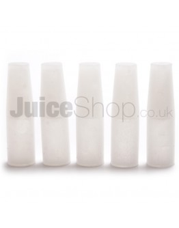 Rubber Vape Tips x5