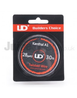 UD Twisted A1 Kanthal Wire