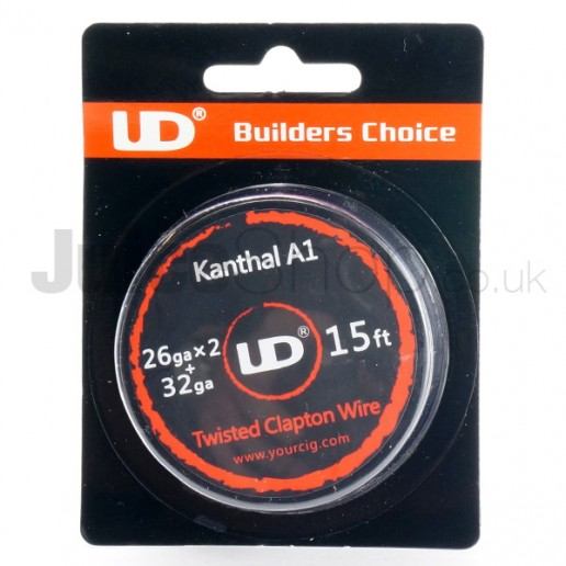 UD Twisted Clapton Wire