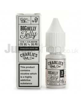Big Belly Jelly By Charlie's Chalk Dust (10ml)