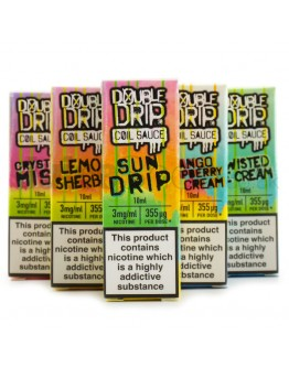 Double Drip MULTIPACK (3x10ml)