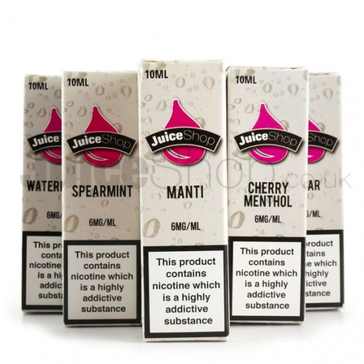 Juice Shop TPD Multipack (3x10ml)