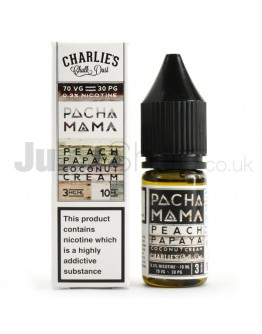 PEACH PAPAYA COCONUT CREAM BY PACHA MAMA (10ml)