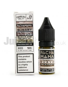 STRAWBERRY GUAVA JACKFRUIT BY PACHA MAMA (10ml)