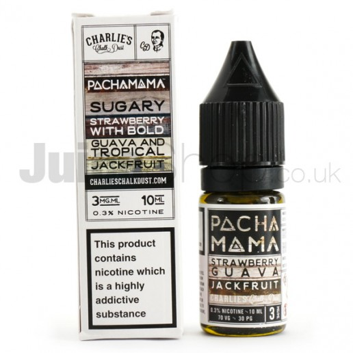 STRAWBERRY GUAVA JACKFRUIT BY PACHA MAMA (10ml)