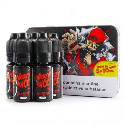 Bad Blood by Nasty Juice (5x10ml)