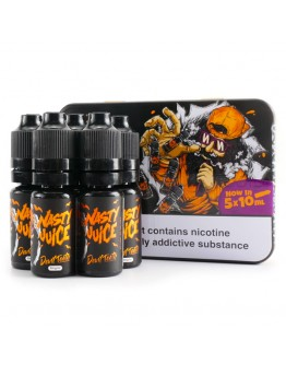 Devil Teeth by Nasty Juice (5x10ml)