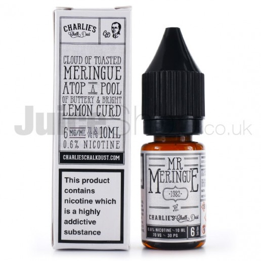 Mr Meringue By Charlie's Chalk Dust (10ml)