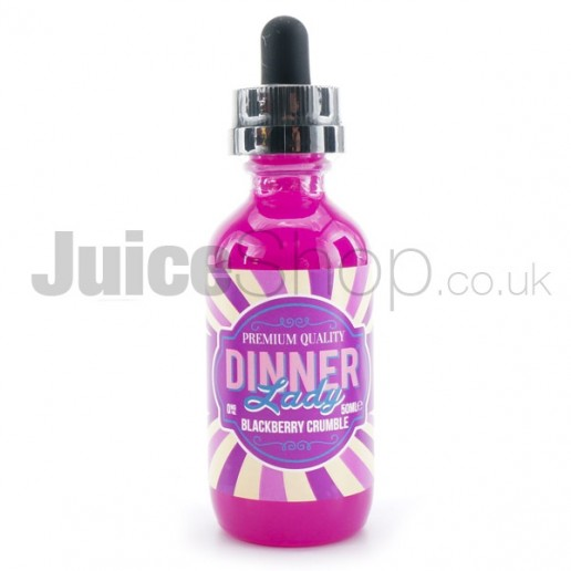 Blackberry Crumble by Dinner Lady (50ml)