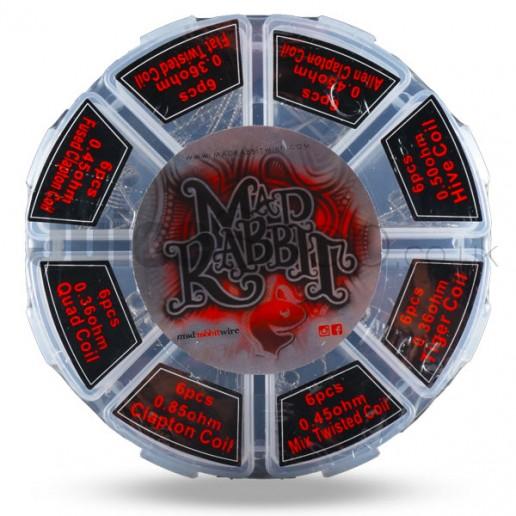 8-IN-1 Mad Rabbit Coil Wheel (KA)