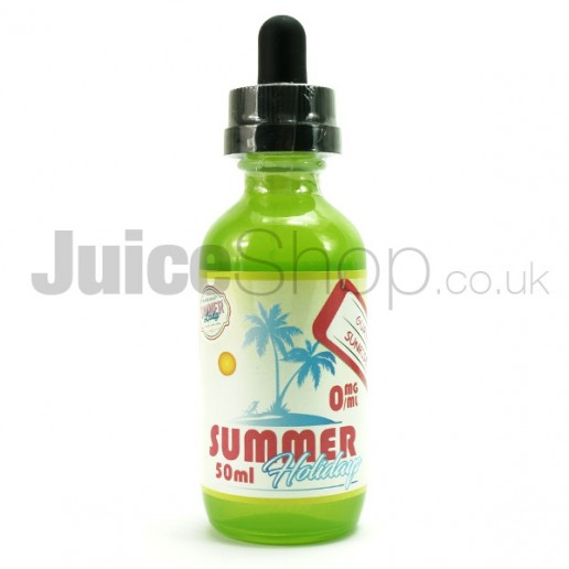 Guava Sunrise by Dinner Lady (50ml)
