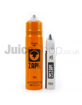 Ginger Ale by ZAP! (50ml)