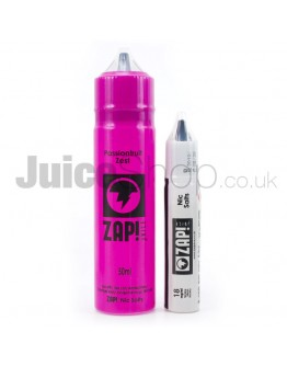 Passionfruit Zest by ZAP! (50ml)